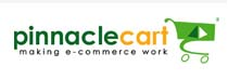 Pinnacle Cart is an extremely powerful shopping cart and website builder application.
