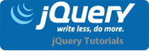 jQuery Tutorials